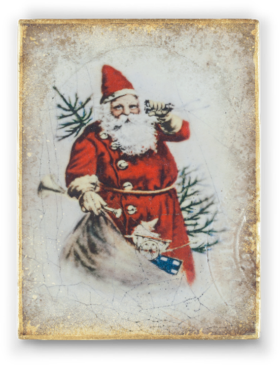 Dickens 2020 Christmas Tile Christmas Morning   Holiday Collection 2014: Sid Dickens Originals