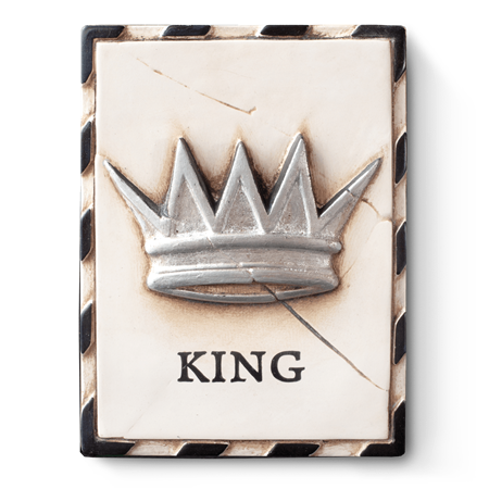 King (Silver)