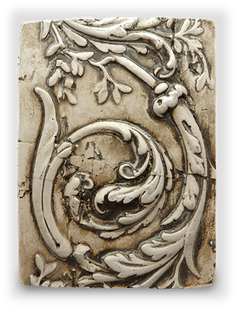 Piece of Italian Decorative Moulding