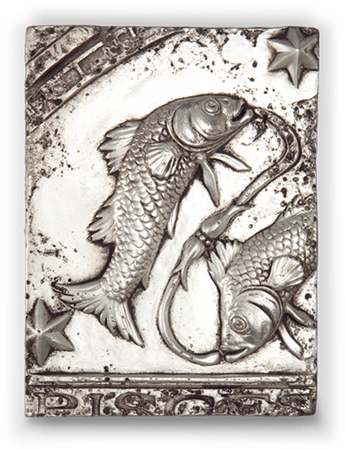 Pisces (Silver)
