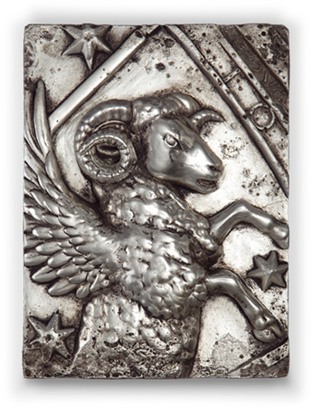 Aries (Silver)